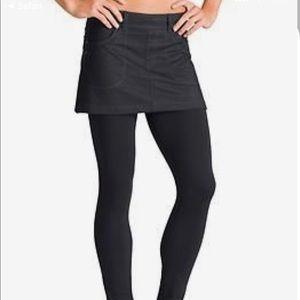 Athleta Bettona Skirt/Legging 2 in 1 Combo